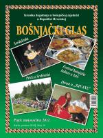 BOŠNJAČKI GLAS - izdanje broj 18 - Vijeće bošnjačke nacionalne