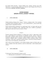 """etički kodeks - Dječji vrtić """"Radost Novska"""""""