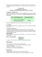 Nadmetanje za prikupljanje pisanih ponuda za