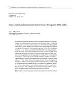Uzroci međunarodne neučinkovitosti u Bosni i Hercegovini (1992