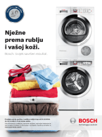 Perilice i sušilice rublja Bosch