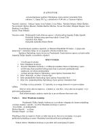 Z A P I S N I K sa konstituirajuće sjednice Općinskog vijeća općine