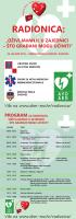 Najava i program - Zavod za hitnu medicinu Međimurske županije