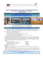 4. međunarodni kongres dani inženjera strojarstva 2015.