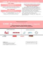 CASE 26 (Developers conference, Zagreb)