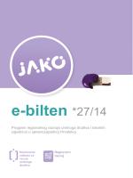 E-bilten br. 27, 15.07.2014.