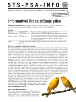 Serbisch / Serbe / Serbo - Schweizer Tierschutz STS