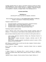 ZAIF Proprius d.d. - FIMA Global Invest