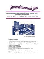 Istituto di sanita` pubblica della Regione Istriana