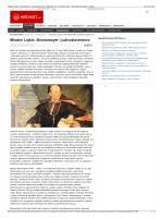 Mladen Lojkić: Strossmayer i južnoslavenstvo