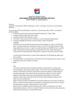 ZAPISNIK 6. Sastanka LO 31.01.2015