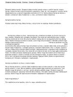 Simptomi diskus hernije - Kiromax