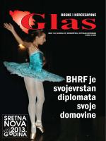 BHRF je svojevrstan diplomata svoje domovine