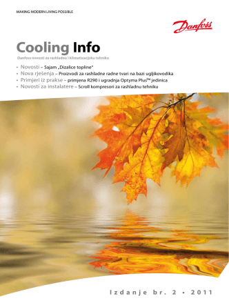 Cooling Info