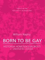 Born to be gay. Historija homoseksualnosti. Drugo, izmjenjeno