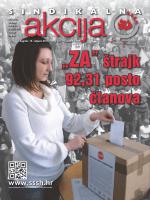 Sindikalna akcija - broj 427, 15. veljače 2014.2613 KB