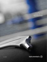 müller - Instrumentaria