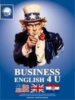 ENGLISH4 U - Poslovni engleski