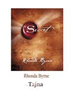 Tajna (Rhonda Byrne)