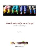 Modeli udomiteljstva u Europi - Forum za kvalitetno udomiteljstvo
