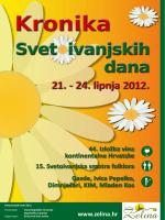 Svet ivanjskih dana Svet ivanjskih dana