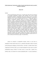 Palubna diplomacija i funkcionalna suradnja: hrvatsko