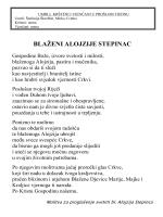 Župni listić 08.02.2015 - Župa Sveti Križ Začretje
