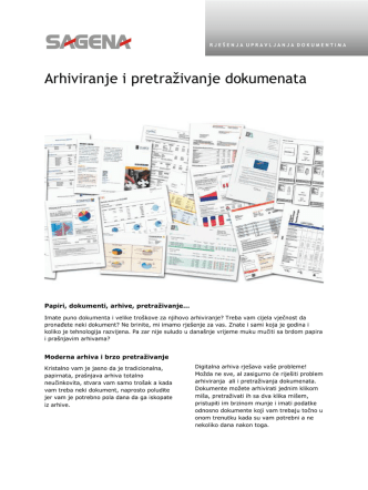 Arhiviranje (pdf)