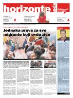 Jednaka prava za sve migrante koji ovde žive