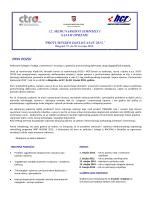 PRVI POZIV - Ured za razminiranje