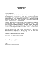 pozivu na suradnju - Staroslavenski institut