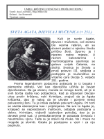Župni listić 01.02.2015 - Župa Sveti Križ Začretje