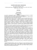 Krivični zakon BiH – neslužbeni prečišćeni tekst