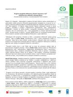 priopćenje za medije - Poticanje energetske efikasnosti u Hrvatskoj
