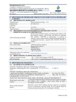 HCl SDS - HIP Petrohemija