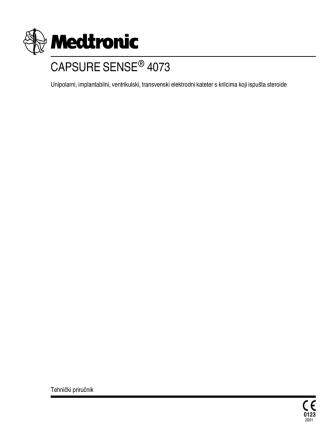 CAPSURE SENSE® 4073