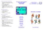 Informator za roditelje (decembar 2014.)