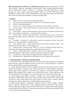 Opći uvjeti poslovanja za TIFON d.o.o. za TIFON kartice za gorivo