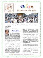 Bilten Udruge »fra Grga Vilić
