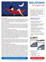 MELATONIN - Pharmatheka consult doo