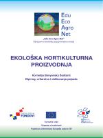 Ekološka hortikulturalna proizvodnja