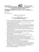 Chess Federation of Šahovski savez Federacije Federation of