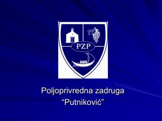 9. Poljoprivredna zadruga Putniković