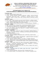 Sljeme_raspored predavanja i predavača_5_grupa