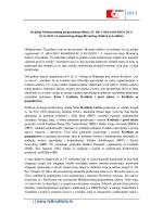 Izvještaj Međunarodnog programskog odbora, [PDF]