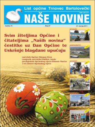 Broj 27 - Općina Trnovec Bartolovečki