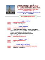 duhovno - informativni listić župe Zabok GODINA VII.; BROJ 23