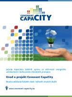 Uvod u projekt Covenant CapaCity