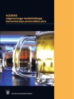 Kodeks odgovornog marketinškog