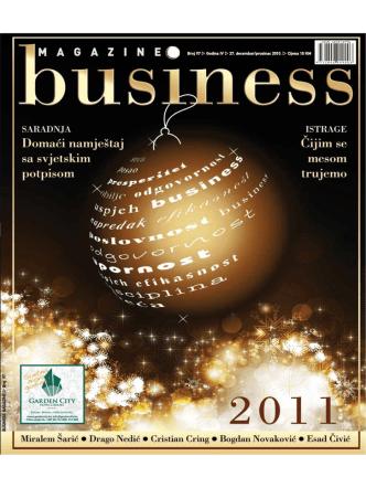 - Business Magazine